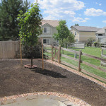 Landscaping improvement projects