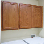 Finished Laundry Room Cabinets thumbnail