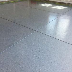 Aplicaci n de pintura ep xica para pisos - Pintura para mosaicos piso ...