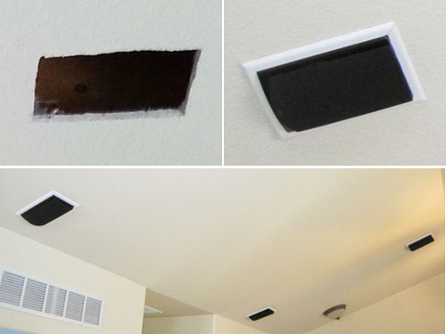 surround speakers in the ceiling cheapest house on the block. Black Bedroom Furniture Sets. Home Design Ideas